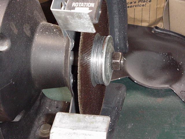 V 65 Honda Clutch Nut Tool